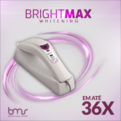 Fotoclareador Bright Max Whitening LED Violeta Bivolt – MMO